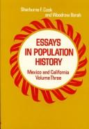 Cover of: Essays in population history: Mexico and the Caribbean