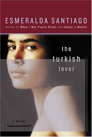 Cover of: The Turkish lover