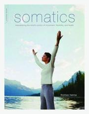 Somatics by Thomas Hanna