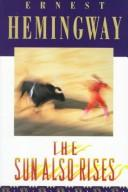 Cover of: Sun Also Rises (Sun Also Rises Tr) by Ernest Hemingway
