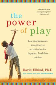 Cover of: The power of play
