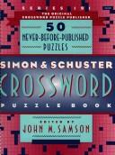 Cover of: Simon & Schuster Crossword Puzzle Book #191 |