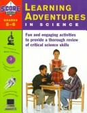 Cover of: Kaplan Learning Adventures In Science: Grades 5-6