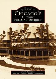 Cover of: Chicago's historic Pullman district