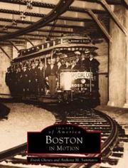 Cover of: Boston in motion