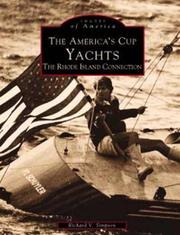 Cover of: America's Cup   (RI)