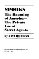 Cover of: Spooks: The haunting of America
