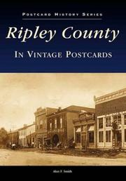 Cover of: Ripley County In Vintage Postcards  (IN) | Alan  F.  Smith
