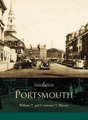 Cover of: Portsmouth | William T. Warren