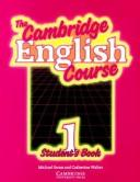 Cover of: The Cambridge English Course 1 Test book | Michael Swan