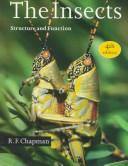 The insects by Chapman, R. F.