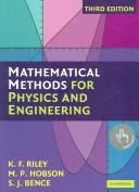 Cover of: Mathematical Methods for Physics and Engineering Third Edition Set | Ken F. Riley