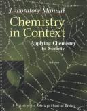 Cover of: Laboratory Manual To Accompany Chemistry In Context |