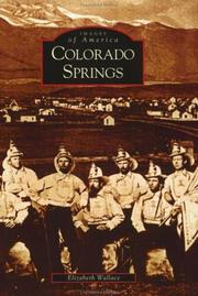 Cover of: Colorado Springs | Elizabeth Wallace
