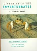Cover of: The Diversity Of Invertebrates |