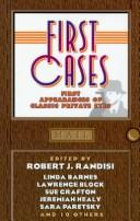 Cover of: First Cases 1