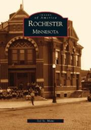 Cover of: Rochester, Minnesota | Ted  St.  Mane