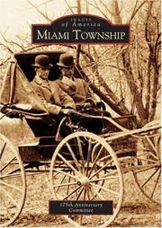 Cover of: Miami Township   (OH) | The 175th Anniversary Committee
