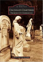 Cover of: Cincinnati cemeteries