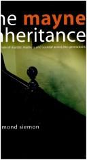 Cover of: Mayne Inheritance, The