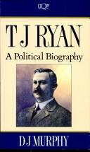 Cover of: T.J. Ryan