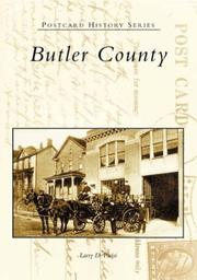 Cover of: Butler County