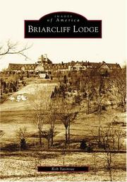 Cover of: Briarcliff Lodge by Rob Yasinsac