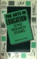Cover of: The Arts in education