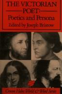 Cover of: The Victorian Poet