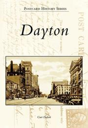 Cover of: Dayton  (OH) | Curt Dalton