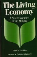 Cover of: The Living economy |