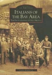 Cover of: Italians of the Bay Area | Carlos Bowden Jr.
