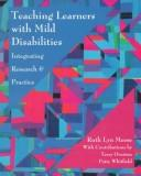 Cover of: Teaching Learners With Mild Disabilities | Ruth Lyn Meese