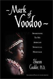 Cover of: Mark Of Voodoo