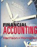 Cover of: Financial Accounting Package | Walter T. Harrison