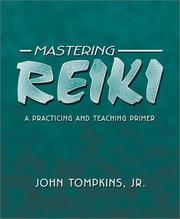 Cover of: Mastering Reiki