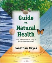 Cover of: Guide To Natural Health