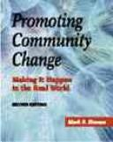 Cover of: Promoting community change by Mark S. Homan