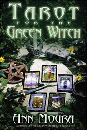 Cover of: Tarot For The Green Witch