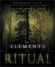 Cover of: Elements Of Ritual