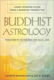 Cover of: Buddhist Astrology: Chart Interpretation from a Buddhist Perspective