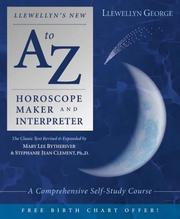 Cover of: Llewellyn's New A To Z Horoscope Maker & Interpreter