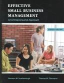 Cover of: Effective Small Business Package