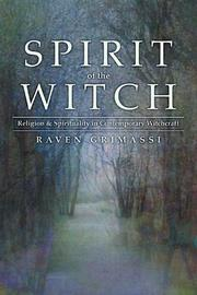 Cover of: Spirit Of The Witch | Raven Grimassi