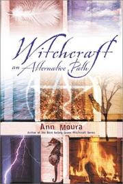 Cover of: Witchcraft An Alternative Path