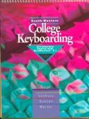 South-Western college keyboarding by C. H. Duncan