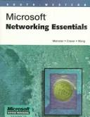 Cover of: Microsoft Networking essentials | Barry Meinster