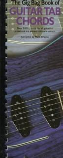 Cover of: Gig Bag Book of Guitar Tab Chords