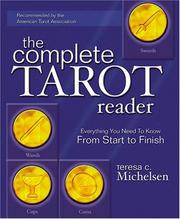 Cover of: Complete Tarot Reader