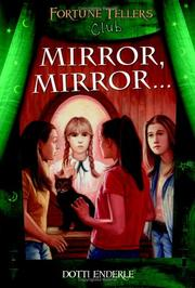 Cover of: Mirror, mirror--
